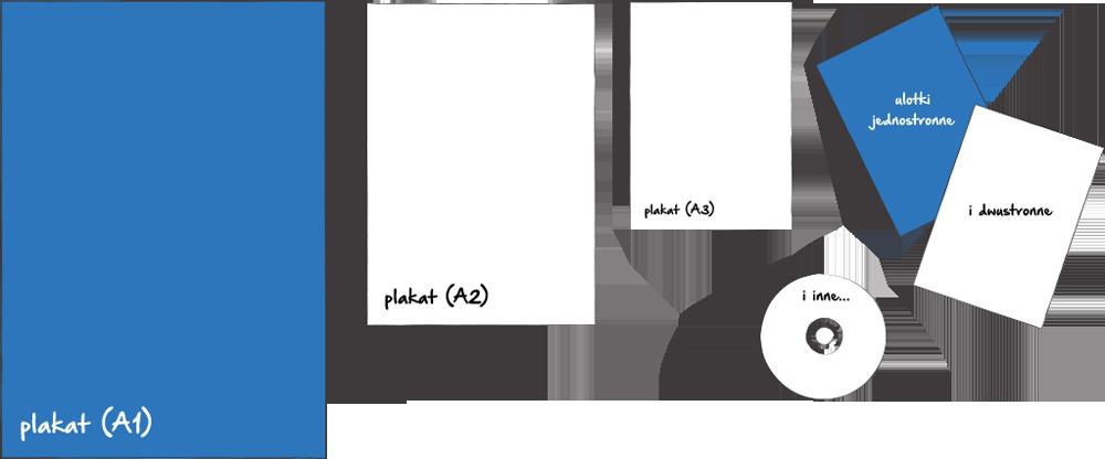 plakat identyfikacja wizualna