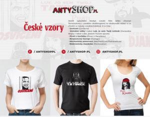 Antyshop.pl – České vzory