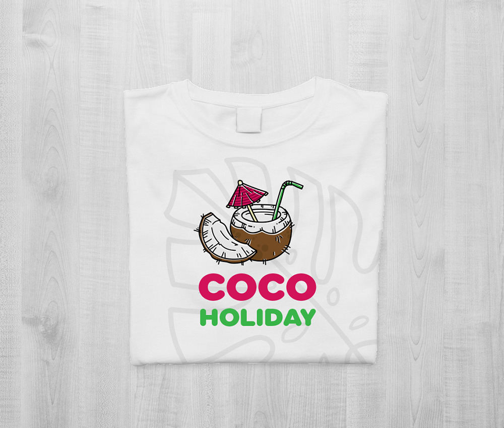 Branding dla biura podróży: koszulka