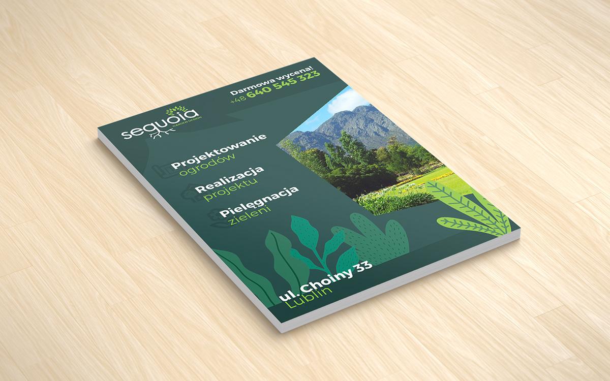 Branding dla studia projektowania ogrodów -04