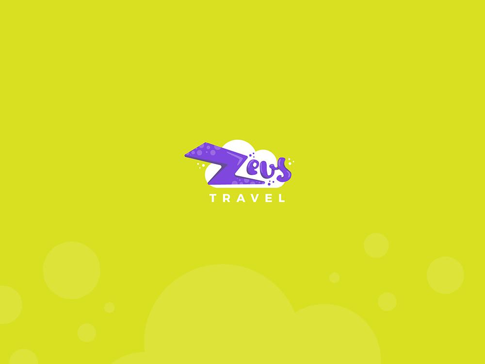 Logo dla biura podróży