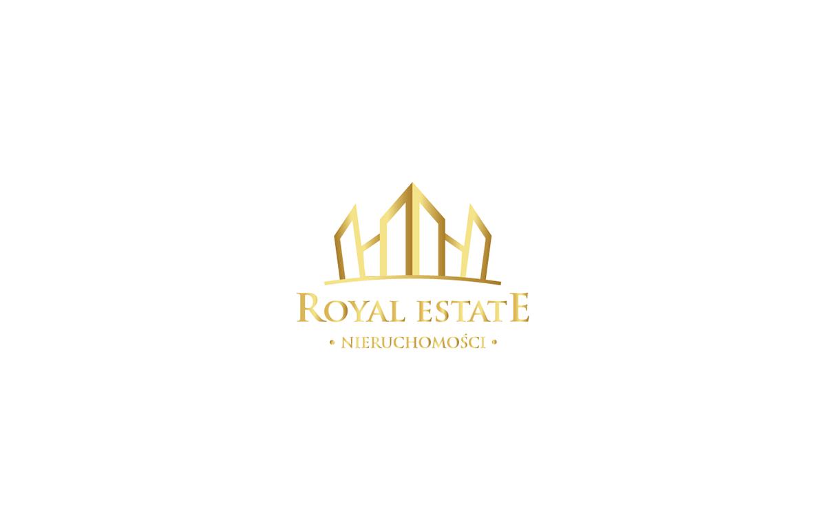 Logo dla biura nieruchomości