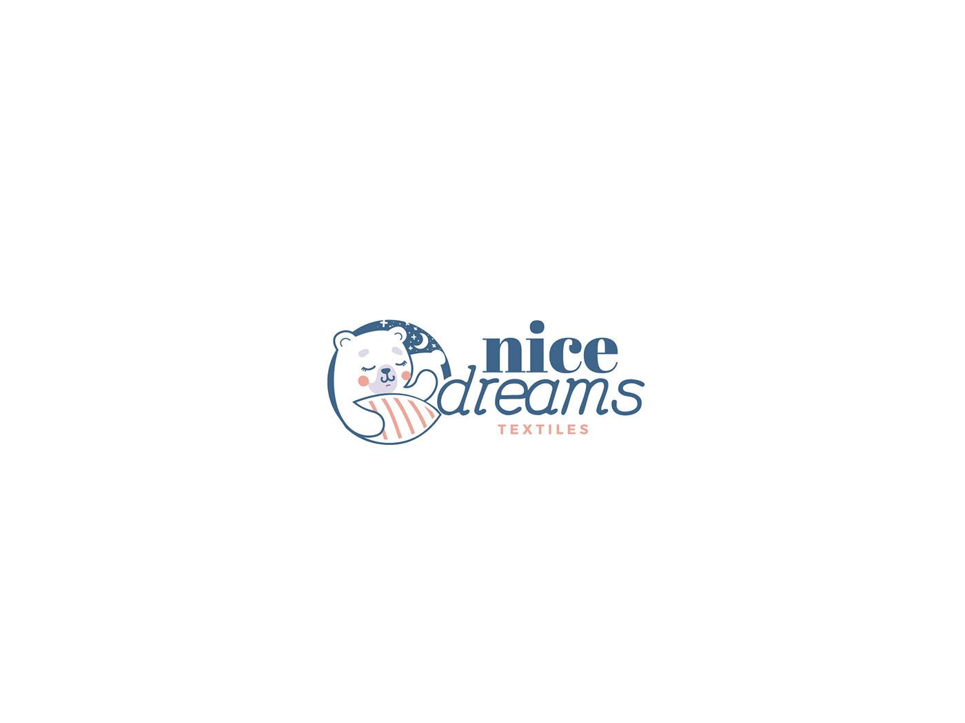 Logo dla sklepu z tekstyliami -05
